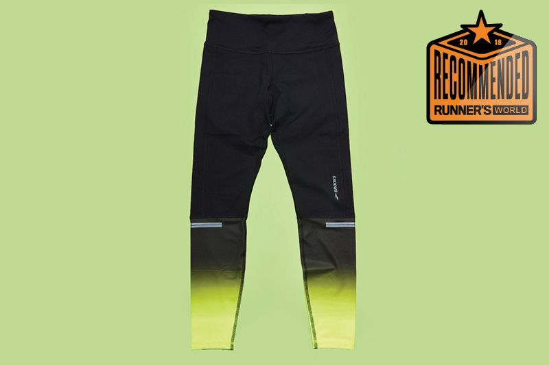 87c504ca08c9d Brooks Greenlight Tights Review - Reflective Running Tights