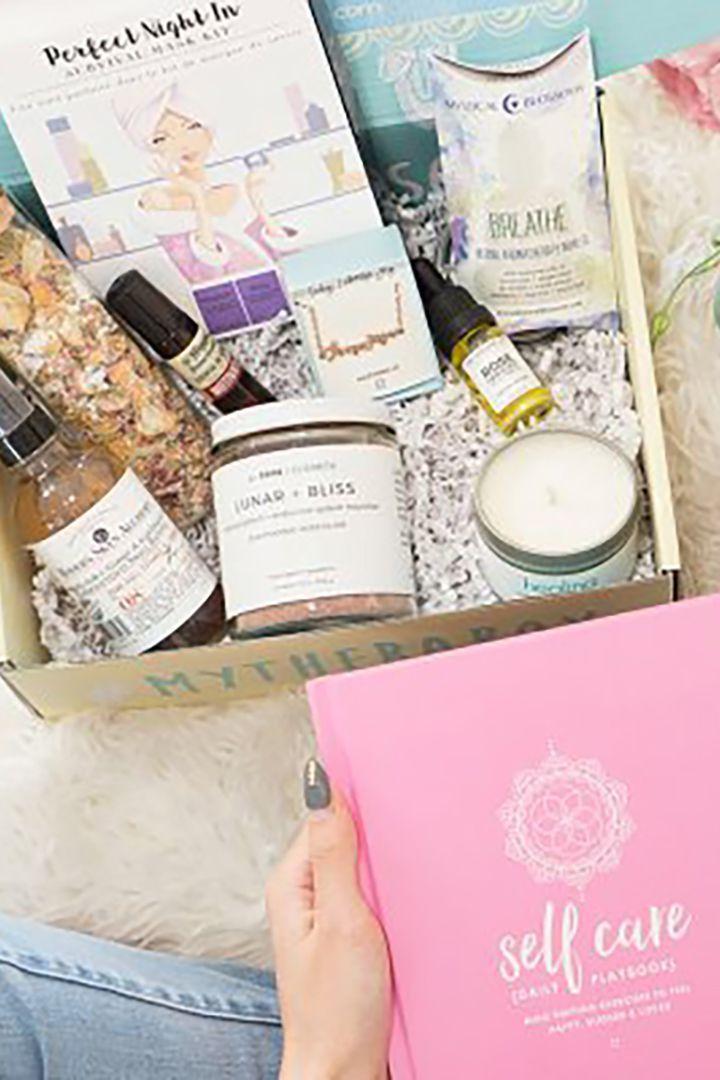 TheraBox Self-Care Subscription Box