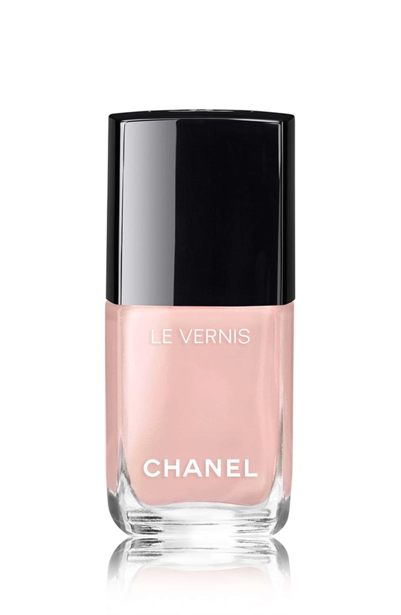 Le Vernis Longwear Nail Colour in Ballerina