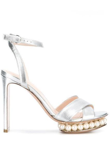 6a28271322b5 55 Best Wedding Shoes for 2018 - Ivory