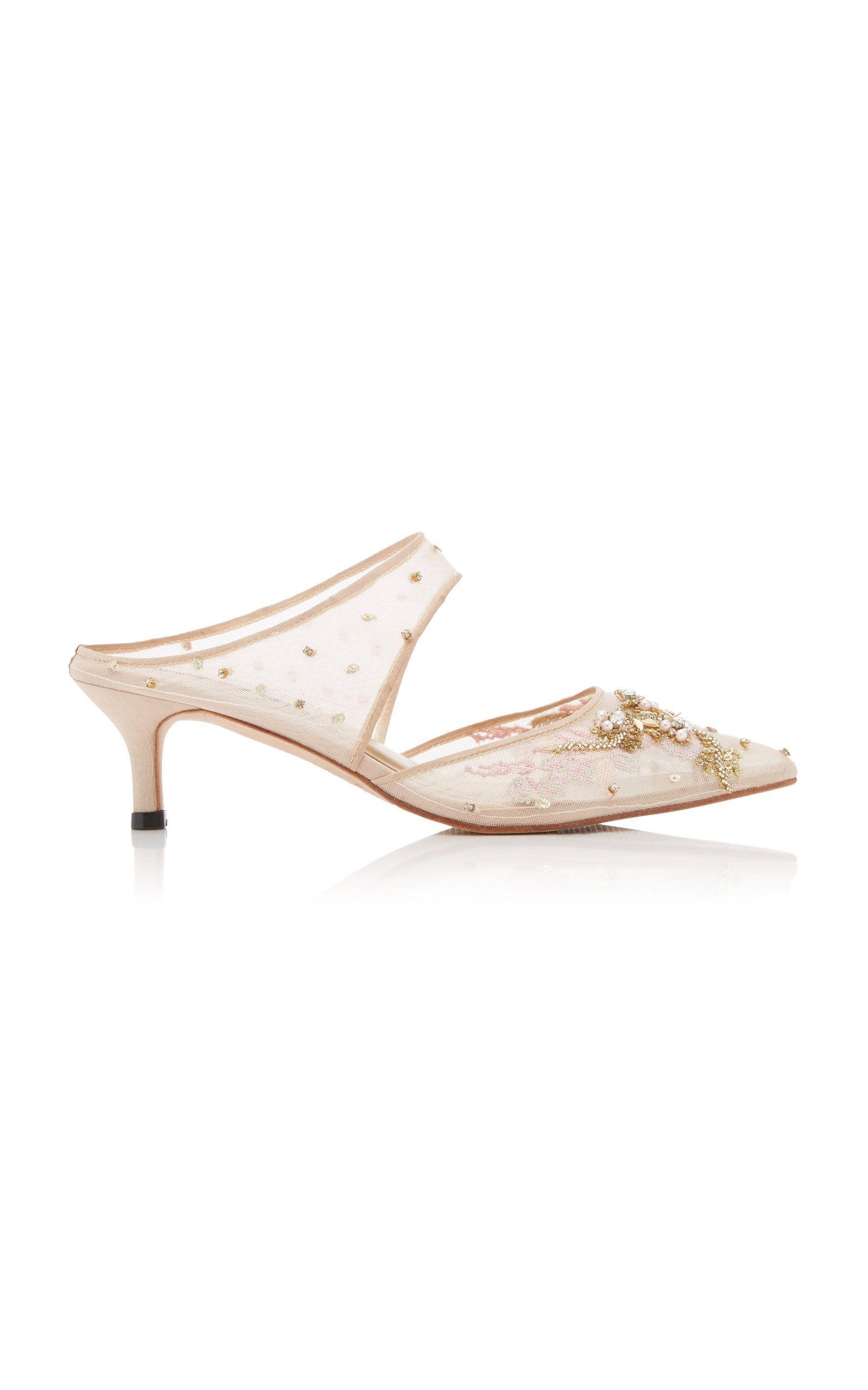 5da9ddb9781a 55 Best Wedding Shoes for 2018 - Ivory