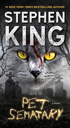 Pet Sematary by Stephen King (April 5)