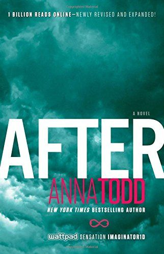 After by Anna Todd (April 12)