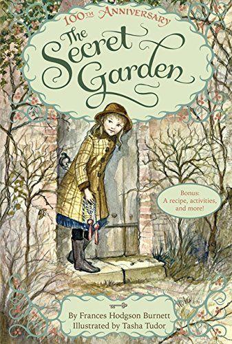 The Secret Garden by Frances Hodgson Burnett (TBA)