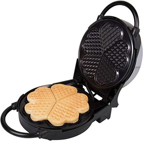 The Best Heart Shaped Waffle Makers Waffles Delish