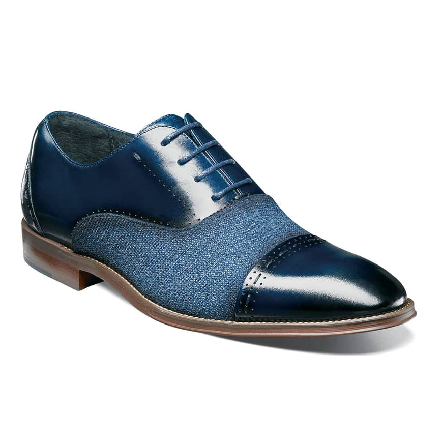 The Cap Toe Shoe