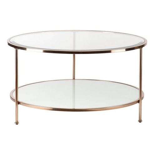 11 Best Glass Coffee Tables For 2019 Glass Top Coffee