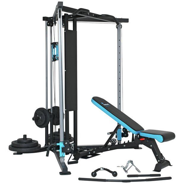 Cable Cross Over Home Multi Gym