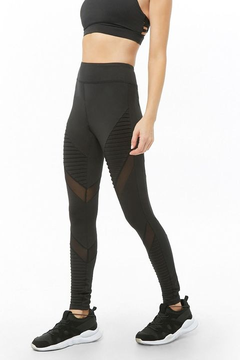 f19516944572f 18 Best Mesh Leggings to Workout In 2019 - Stylish Mesh Tights