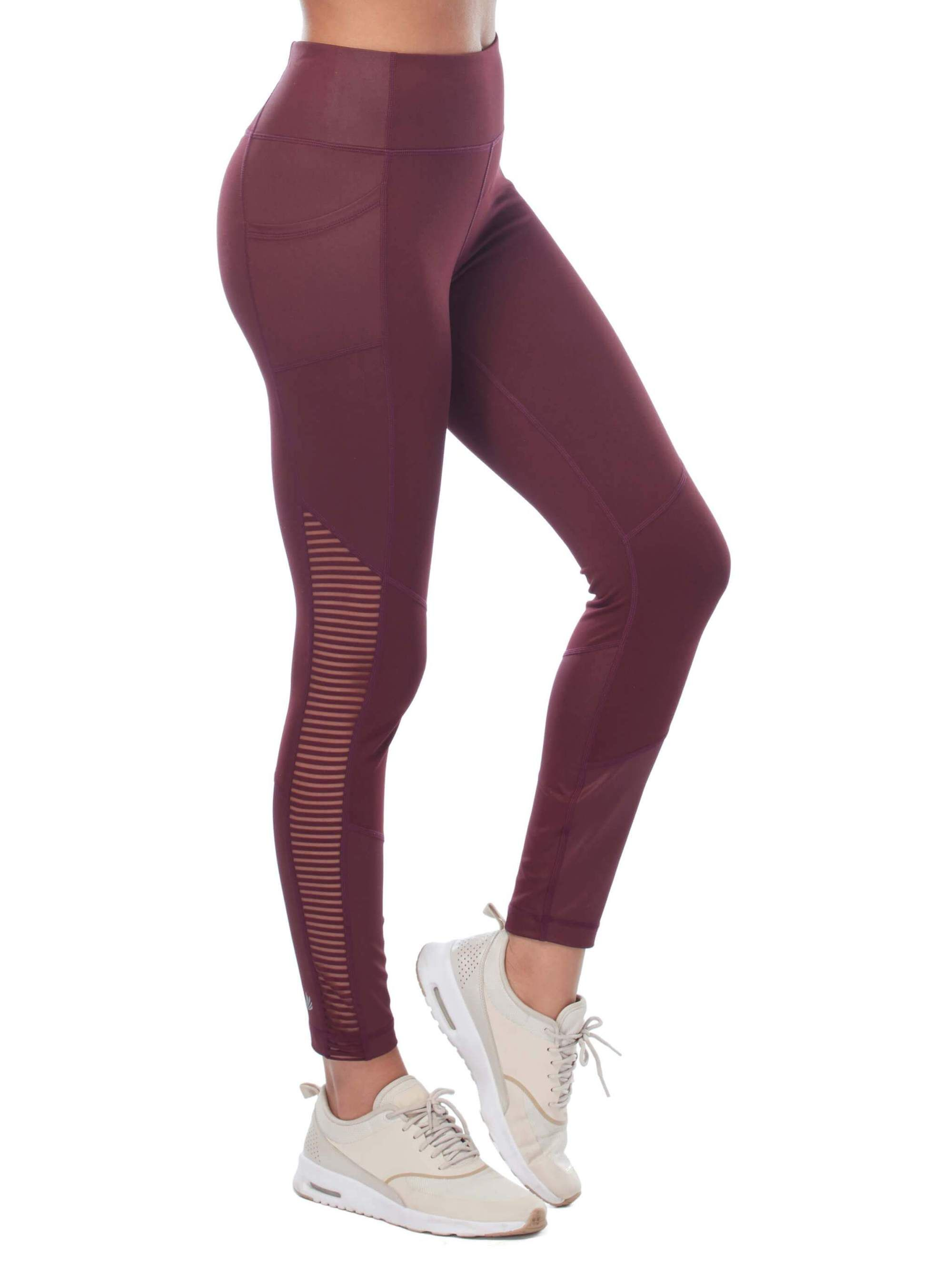 fdca2e26e 18 Best Mesh Leggings to Workout In 2019 - Stylish Mesh Tights