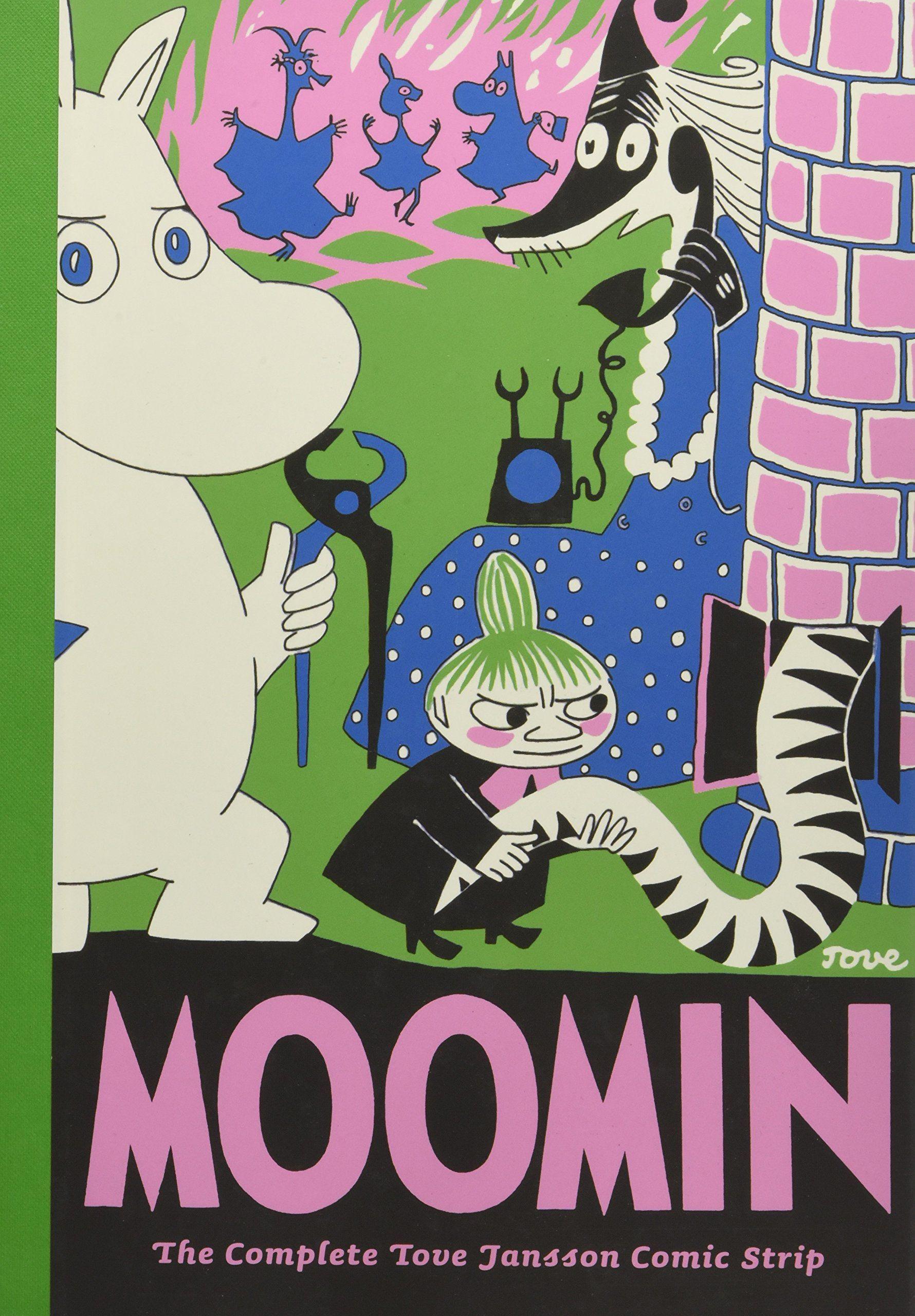 Moomin The Complete Tove Jansson Comic Strip