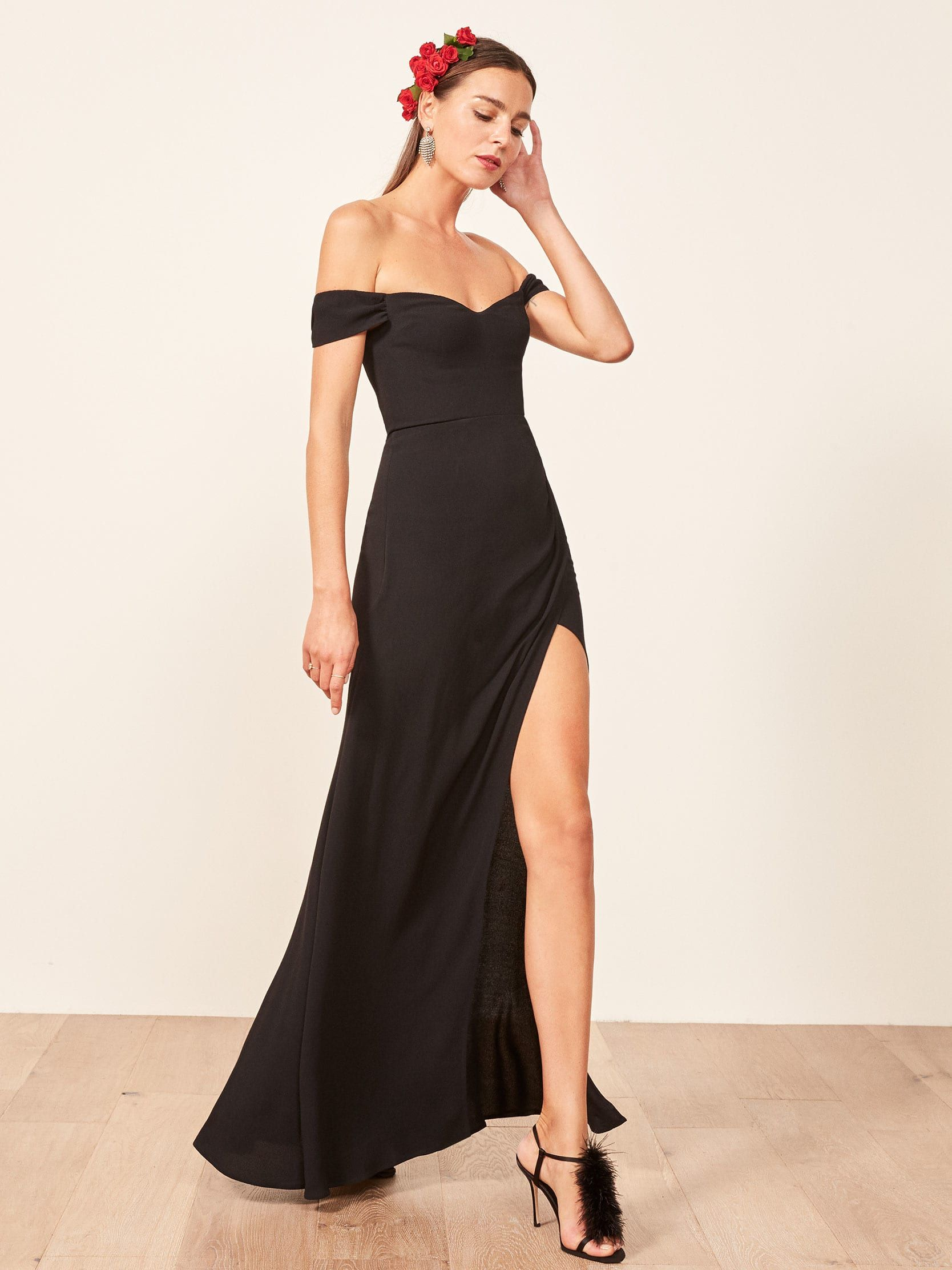Wedding Guest Dresses With Sleeves.Marilyn Dress