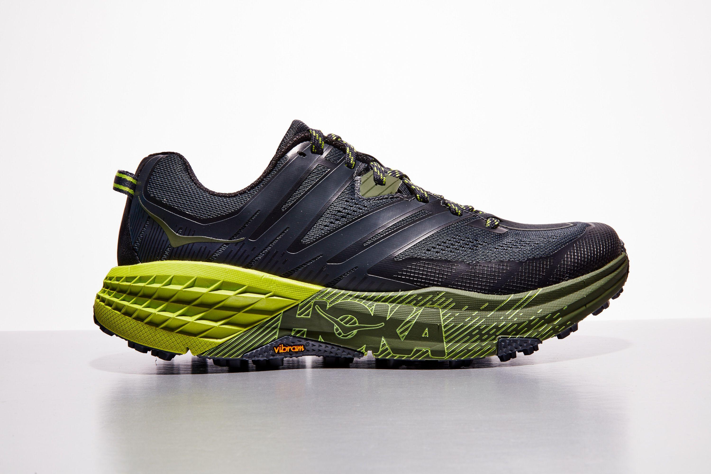 Hoka One One Speedgoat 3 — Cushioned Trail Running Shoes