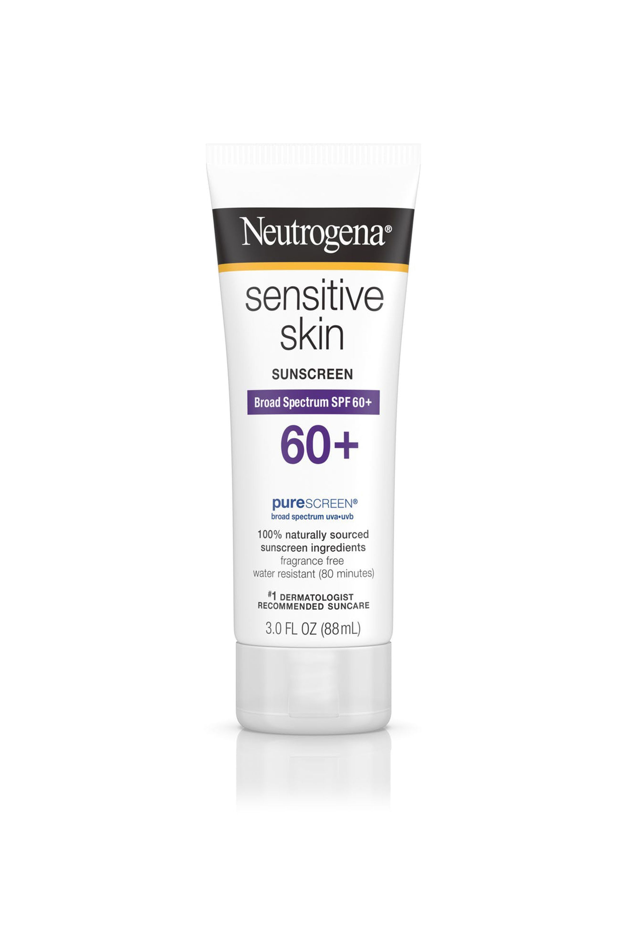 Neutrogena Sensitive Skin Sunblock Lotion SPF 60