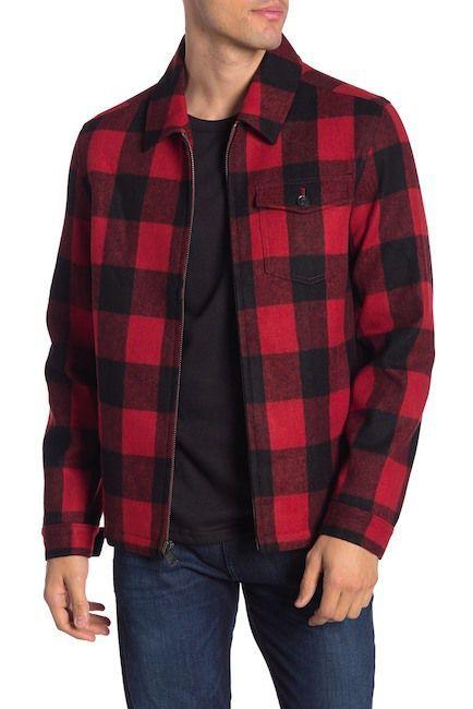 8 A Vibrant Zip Up Jacket