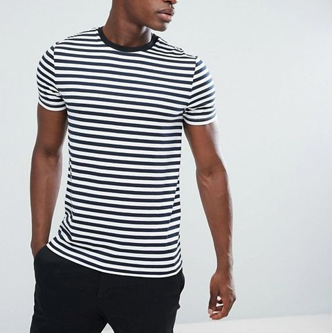 5b32e591 13 Best T-Shirts for Men 2019 - V-necks, Long-Sleeve and Plain Tees