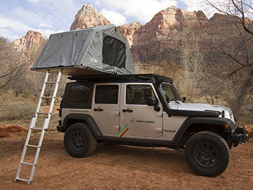 Front Runner & Best Roof Top Tents   Roof Top Camping Tents 2019