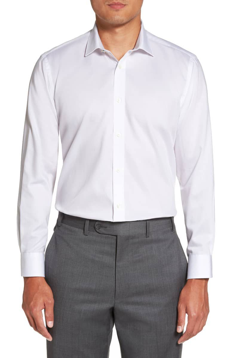 2ececb1a687 12 Best White Dress Shirts for Men 2019 - Top White Button-Downs