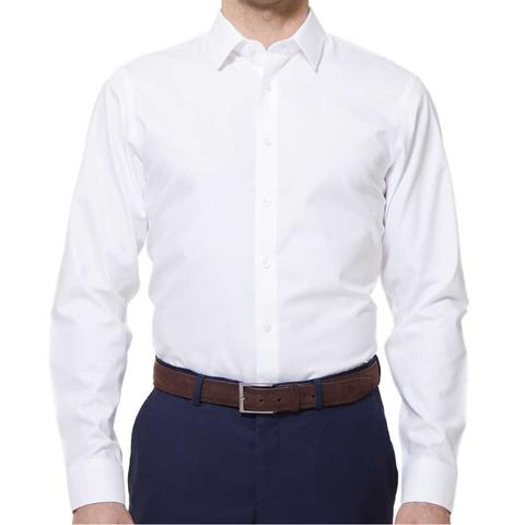 d493634d91c 12 Best White Dress Shirts for Men 2019 - Top White Button-Downs