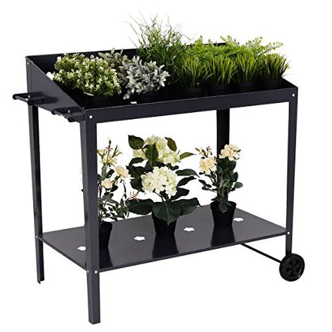 Lakewood 3 Person Swing, 20 Best Potting Benches Garden Work Benches With Storage