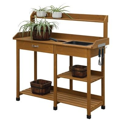 Amazing Versatile Potting Bench Caraccident5 Cool Chair Designs And Ideas Caraccident5Info