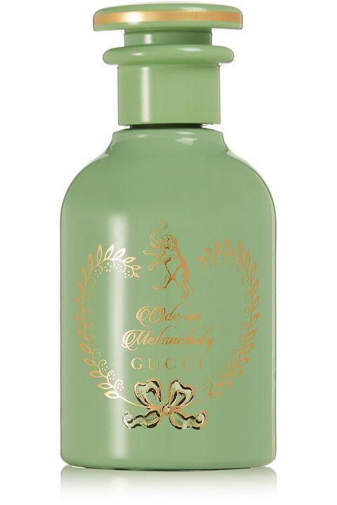 Guccis Seriously Pretty Alchemists Garden Perfume Collection Is