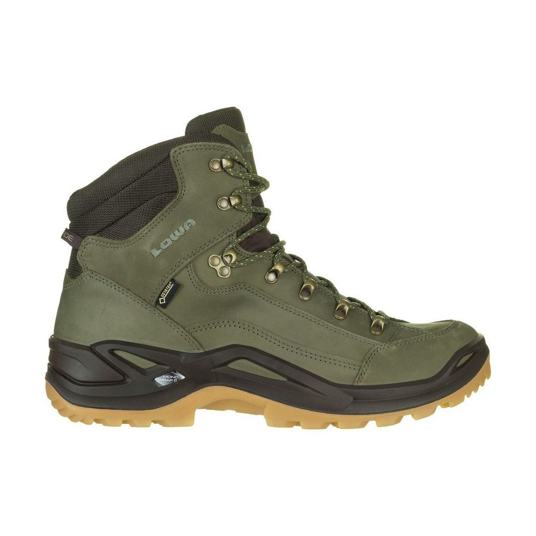 comfortable mens hiking boots