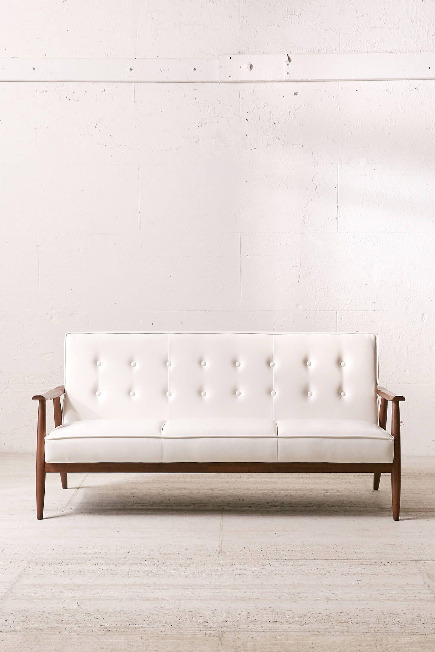 Strange Wyatt Leather Sofa Uwap Interior Chair Design Uwaporg