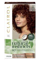 Natural and Organic Hair Dye Products - Non-Toxic Organic ...