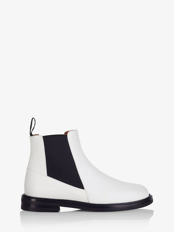 White Boots-White Boot Trend