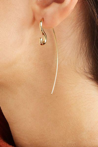 beaed3eab How to Wear Mismatched Earring - Best Asymmetrical Earrings