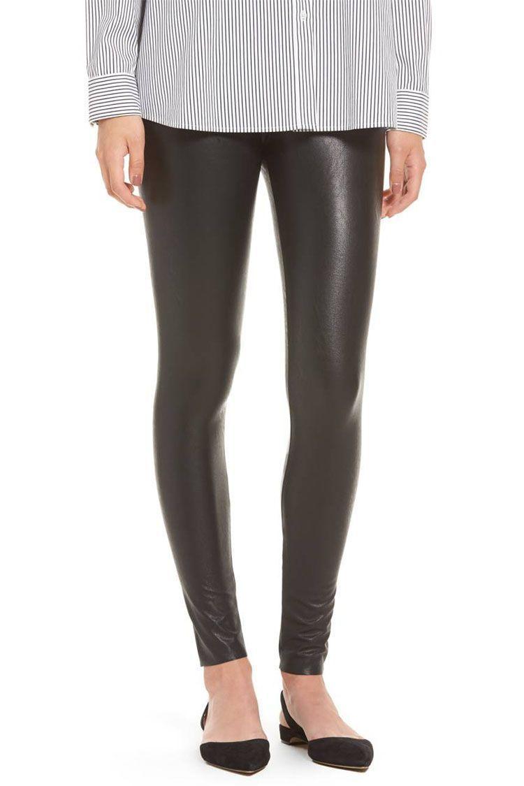 d6f5f4c3c490c 8 Best Faux Leather Leggings That Don't Look Cheap