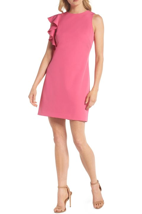 040b7b539106 20 Pretty Valentine's Day Dresses Under $50 - Date Night Outfits for ...