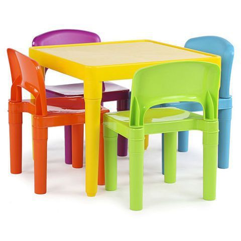 0c1476bd4e7a 17 Best Kids Tables and Chairs in 2018 - Childrens Table and Chair ...