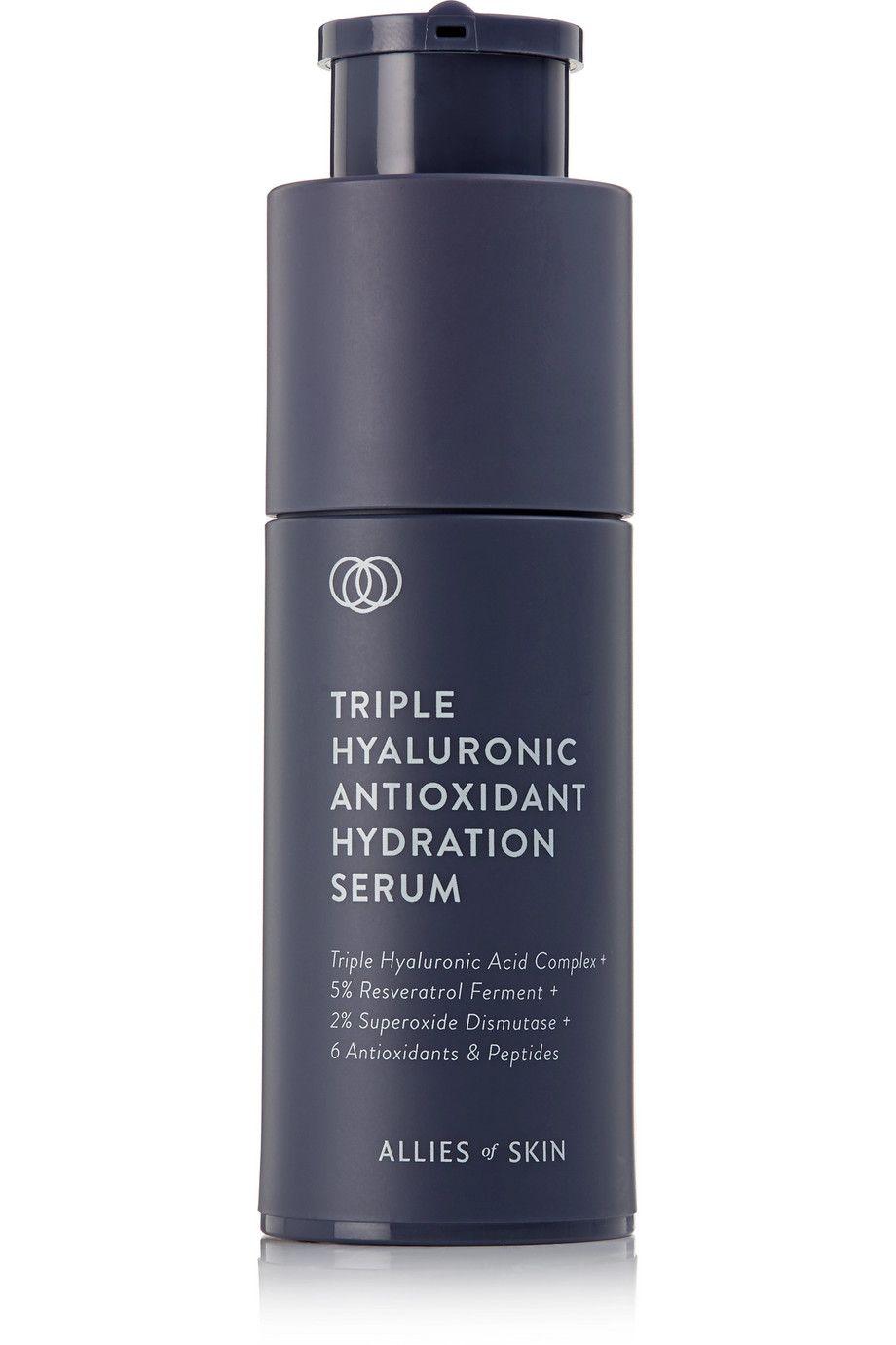 Triple Hyaluronic Antioxidant Hydration Serum