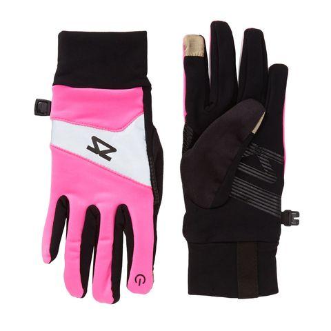 1241f48baae Zensah Reflect Running Gloves