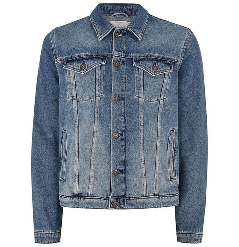 5d7e479470f9 16 Best Men s Jean Jackets of 2019 - Spring Denim Jackets for Men
