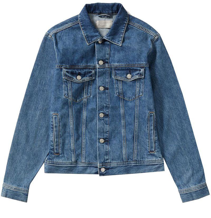 71e1758a5d8 16 Best Men s Jean Jackets of 2019 - Spring Denim Jackets for Men