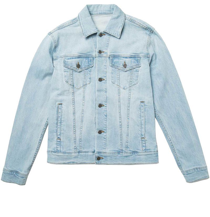 991fd0fe5 16 Best Men's Jean Jackets of 2019 - Spring Denim Jackets for Men