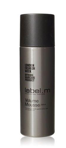 Label M Volume Mousse, 200ml