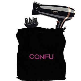 CONFU Powerful Hairdryer: Fast Drying Blow Hair-Dryer