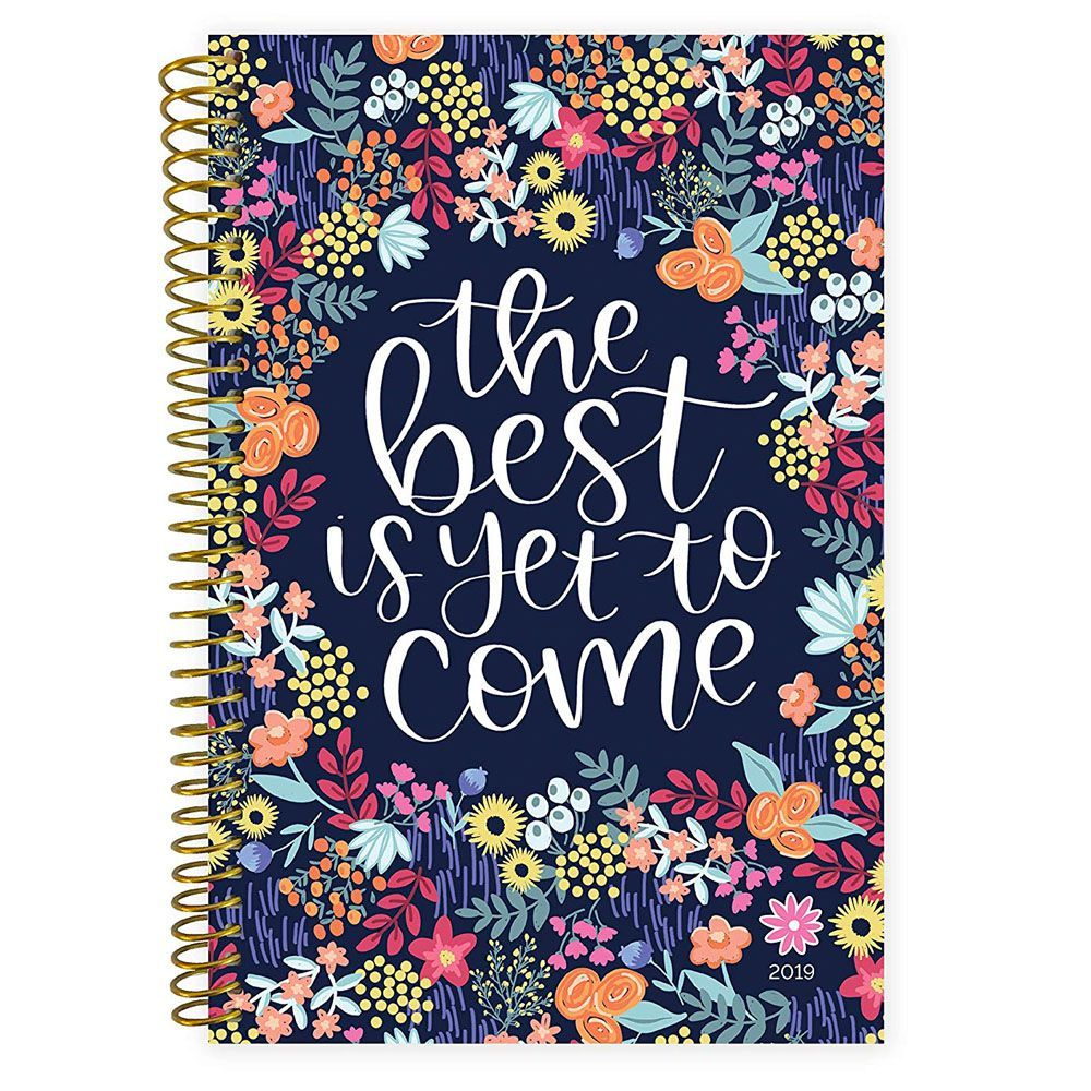 picture about Cute Planners and Organizers named 13 Simplest Day by day Planners for 2019 - Lovely Every day Planners
