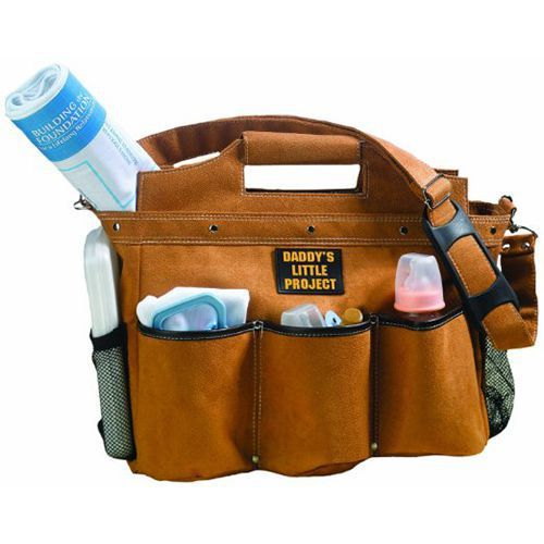 Lillian Rose Daddy Builder Diaper Bag