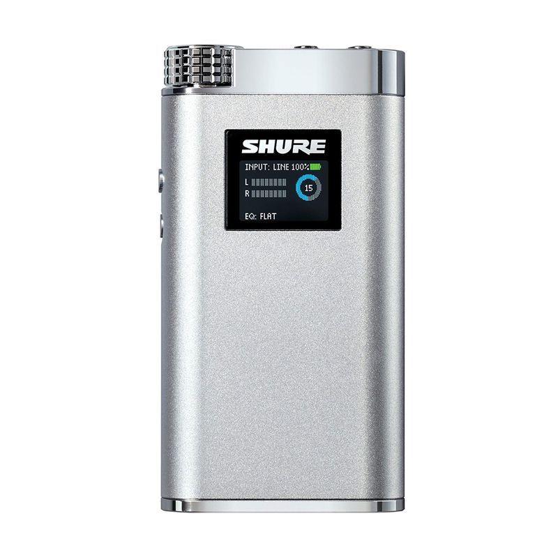 Shure SHA900 Portable Headphone Amp
