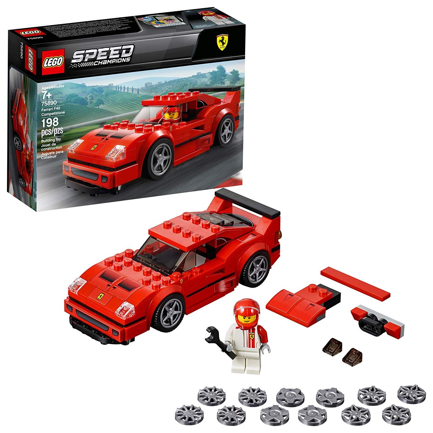 20 Awesome Real Life Cars You Can Buy In Lego Form