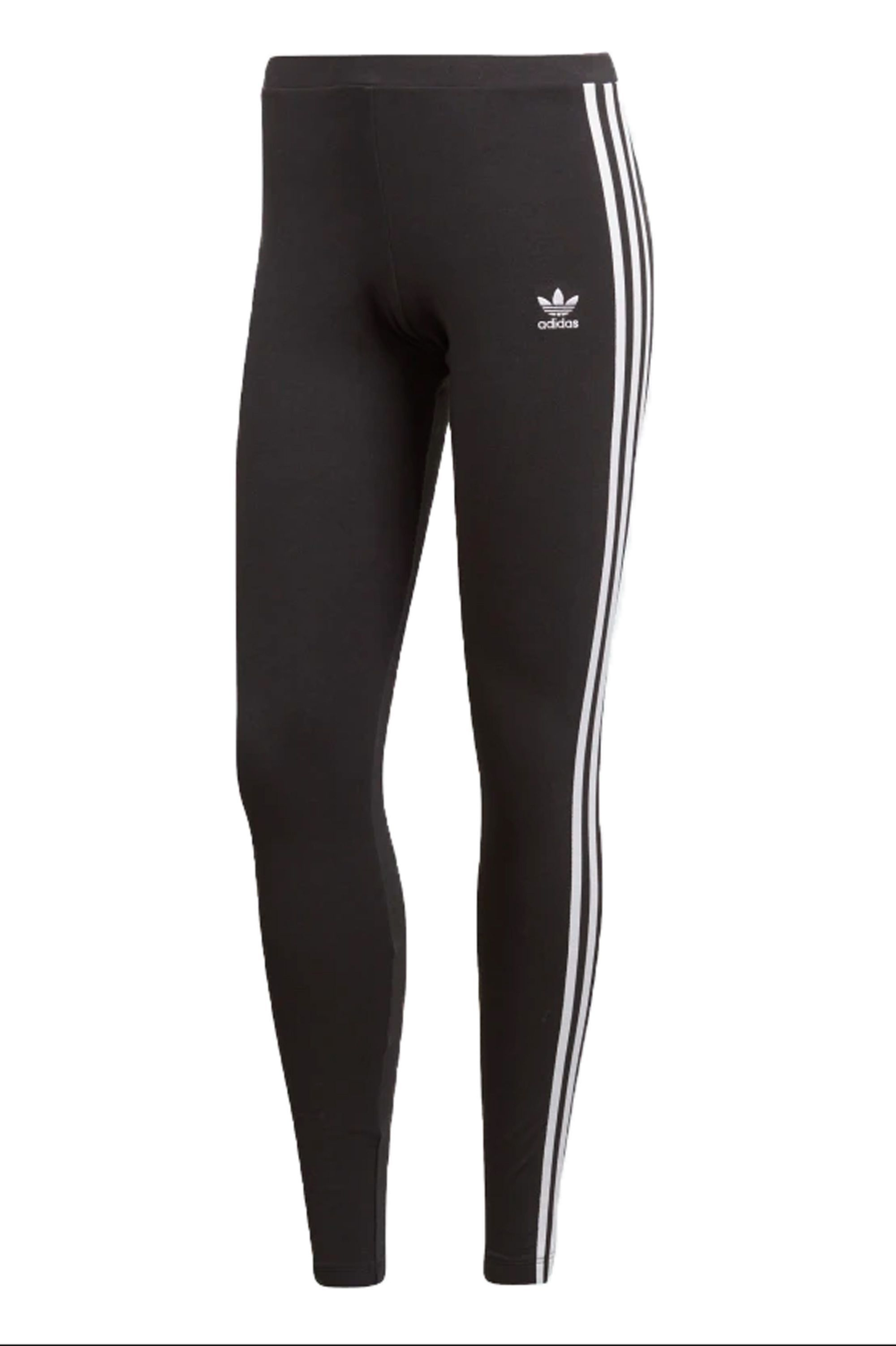adidas leggings 3 stripes sale
