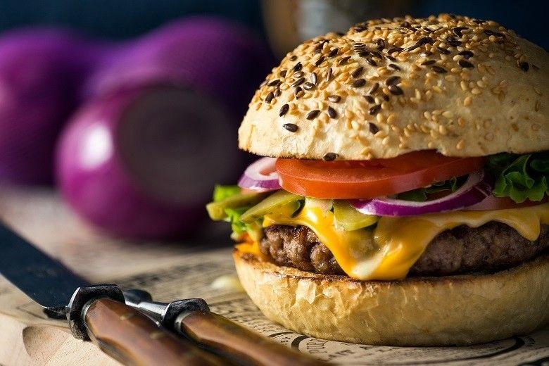 American Wagyu Steak Burgers