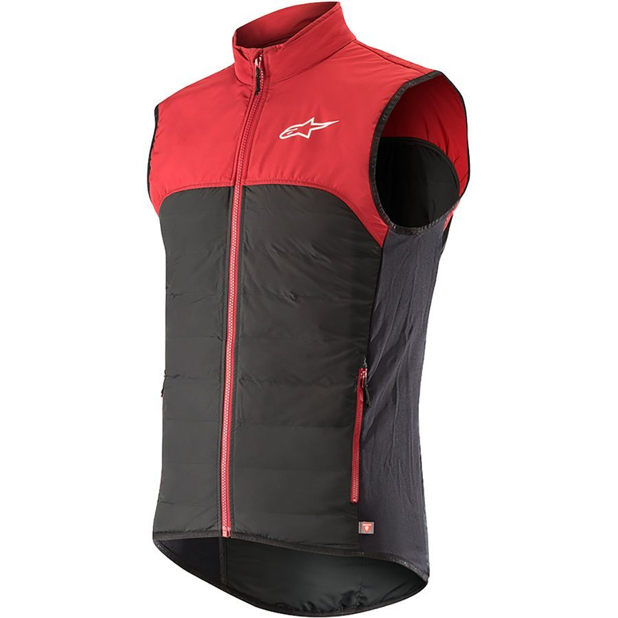 Perfect Your Winter Cycling Kit With the Alpinestars Denali Vest