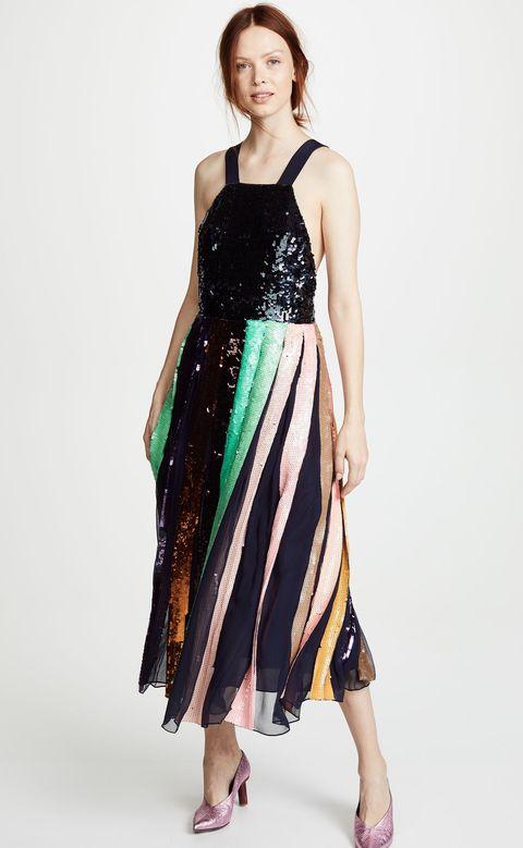 23 Best Black Prom Dresses 2020 Dark Formal Dresses For Prom
