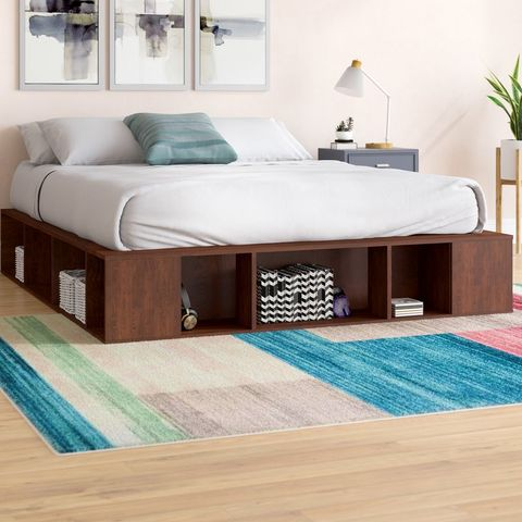 The best space saving beds 16 bed frames with amazing - Best platform beds with storage ...
